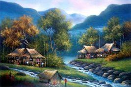 Asian Grandeur Oriental Paintings - $39.95