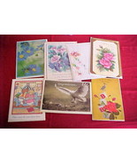 (7) ALL-OCCASION GREETING CARDS-NEW BABY;RETIREMENT;CONGRATULATIONS;SYMP... - $9.99