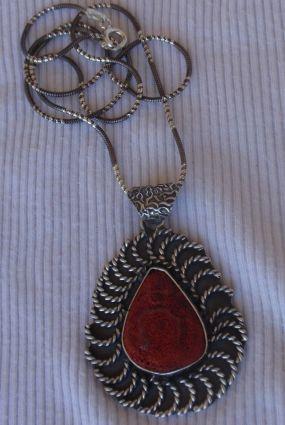 Silver pendant p50 3