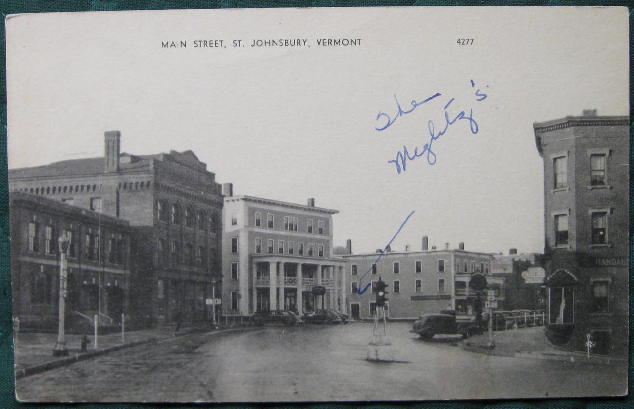 St johnsbury  vt 1 1