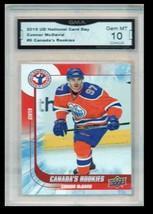 2015 Upper Deck National Hockey Card Day Connor Mcdavid GMA 10 - $20.00