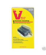 VICTOR ELECTRONIC MOUSE TRAP, SAFELY KILL MICE M252 - $24.95