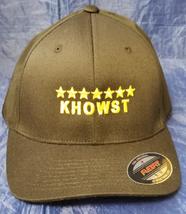 CIA Central Intelligence Agency 7 Star KHOWST OGA AFGHANISTAN FlexFit Hat - $37.49