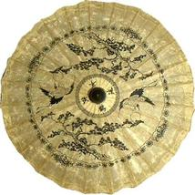 "28"" Diameter The Warrior - 28 inch Oriental Umbrellas - $17.95"