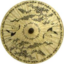 "35"" Diameter The Warrior - 35 inch Oriental Umbrellas - $20.95"