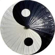 "28"" Diameter Yin and Yang Fashion Umbrellas - $24.95"