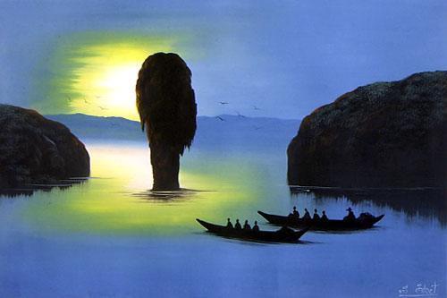 Passage Oriental Paintings