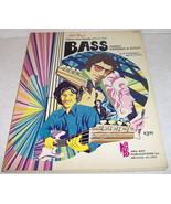 1974 Mel Bay's Deluxe Encyclopedia Electric Bass Book - $8.49