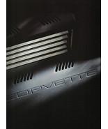 1994 Chevrolet CORVETTE sales brochure catalog 94 Chevy ZR-1 - $12.00