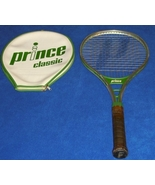 Vintage Prince Classic Aluminum Tennis Racquet, Collectible, 1977, Colle... - $75.00