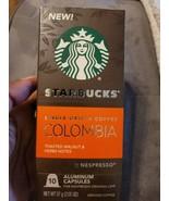 Starbucks Single Origin Colombia Coffee    Toasted Walnut & Herb Notes b... - $12.82