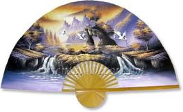 """40"""" width Glorious Dream Chinese Wall Fans - $28.95"""