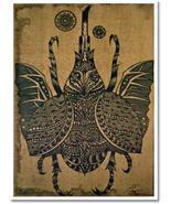 Japanese Beetle Japanese Prints - $14.99