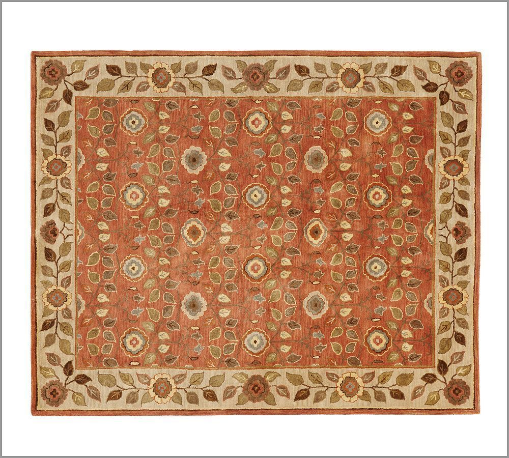 Pottery Barn Rugs: New Pottery Barn Handmade Persian MILLIE Area Rug 8X10