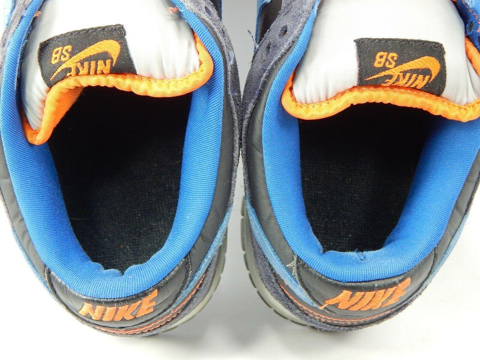 Nike Dunk bajo pro Sb Patagonia Negro Academy Talla 9.5 M (D) Eu 43 Hombre