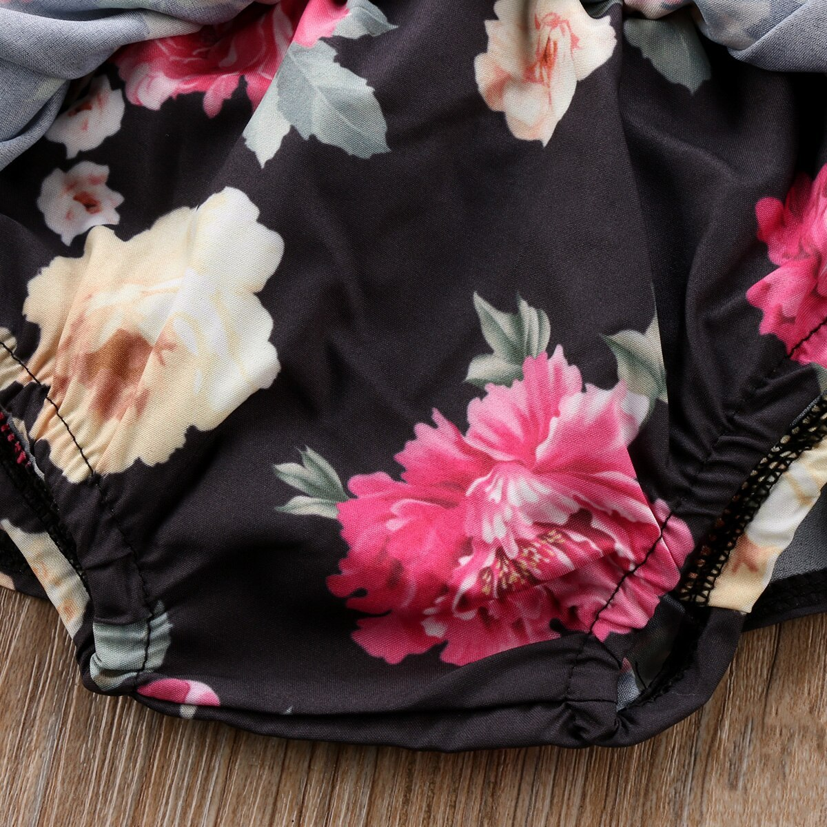 Summer Toddler Baby Kids Girls Sister Clothes Sets Strap Tops Sleeveless Vest Fl image 5