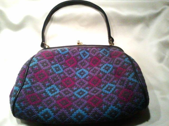 Primary image for Welsh Tapestry Wool Handbag