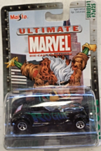 Rogue Chrysler Prowler Ultimate Marvel Die-Cast Collection Series 1 [Bra... - $15.88
