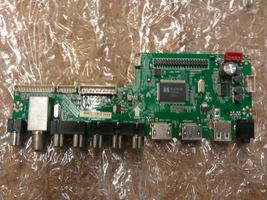 * 50GE01M3393LNA35-D4 Main Board From Rca LED50B45RQ D4 Version Lcd Tv - $32.95