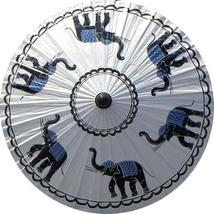"28"" Diameter Elephant Parade - Blue Fashion Umbrellas - $24.95"