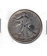 Key date 1919 D Walking Liberty half - €16,60 EUR