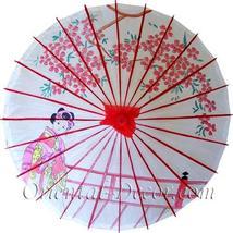 Japanese Geisha Paper Umbrellas - $21.95