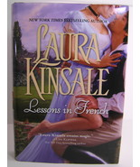 Laura Kinsale Lessons In French BCE HC - $7.00