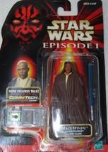 Star Wars Episode I: The Phantom Menace, Mace Windu (Jedi Cloak) Action ... - $8.99