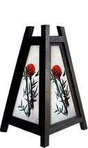 "10.5"" Bamboo Sun Lamp Decorative Lamps - $20.95"