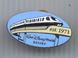 Walt Disney World Resorts 1971 pin/pins - $19.93