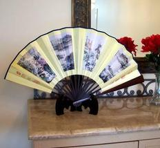 Windows on China Table Display Fans - $18.95