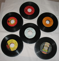 Vintage 45 RPM Records Lot of 50 Assorted - $99.95