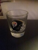 Nfl Pittsburgh Steelers Football Team 2OZ Shot Glass - $7.29