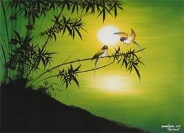 Spring Promise Oriental Paintings - $28.95
