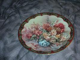 W S George Lena Liu Liu's Flower Fairies Petal Playmates Collector Plate  - $9.98