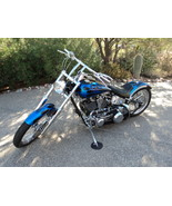2001 Custom Softail Motorcycle APC American Performance Cycle - $18,000.00