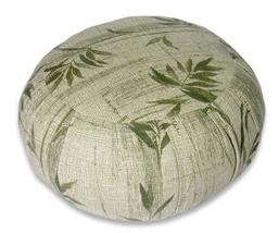 Bamboo Meditation Zafu Cushion Meditation Zafu Cushions - $84.95