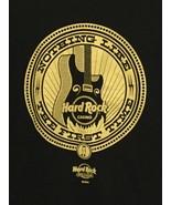 HARD ROCK CAFE Biloxi Mississippi Hotel Casino Guitar Black T-Shirt XL A... - $13.99