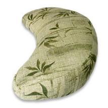 Kapok Bamboo Crescent Zafu Crescent Zafus - $88.95