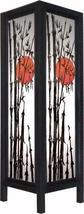 "Large 20"" Red Dawn Lamp Decorative Lamps - $32.95"