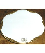Rare Antique White & Gold Plates, set of 6 by J... - $391.95