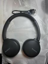 Sony WH-CH510 Wireless On-ear Headphones - Black - $28.05