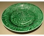 Wedgwood majolica plate thumb155 crop