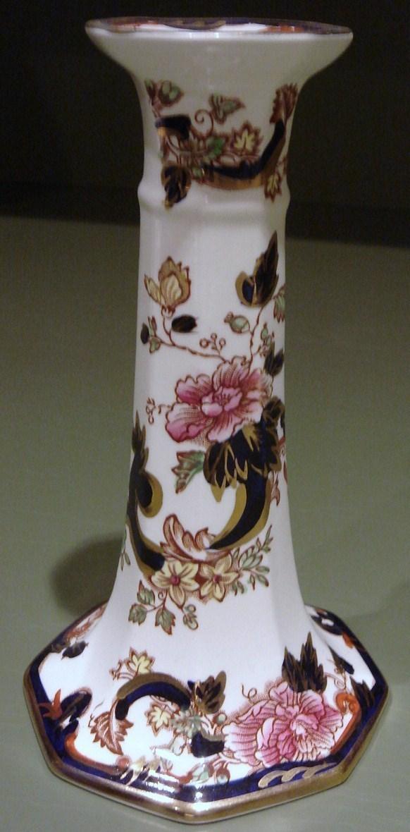 Mason s mandalay candlestick 1