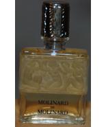 Molinard de Molinard Vintage Miniature Perfume Bottle Lalique - $18.00