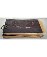 Set Vintage 1940s Mormon Arizona Temple Church Ledgers Pedigree Charts R... - $1,899.99