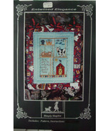 """Pattern for Wall Quilt """"Entwinded Elegance"""" Cross Stitch  - $5.69"""