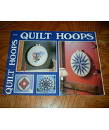 Quilt Hoops Learn How To Book Yvonne L. Amico - $3.50