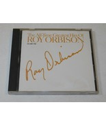 Die All-Time Greatest Hits von Roy Orbison Lautstärke One CD 1982 CBS Re... - $13.36