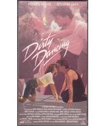 Dirty Dancing VHS Patrick Swayze Jennifer Grey New Romance 1987 Vintage - $12.00